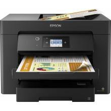 Impresora MultiFunción Epson WorkForce WF-7830DTWF