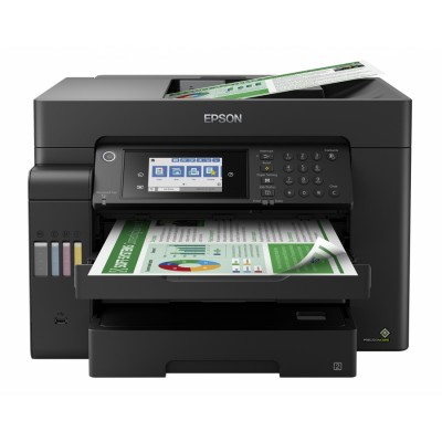 Impresora MultiFunción Epson EcoTank ET-16600