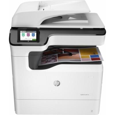 Impresora MultiFunción HP PageWide Color 774dn