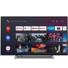 "Televisor Toshiba 58UA3A63DG Televisor 147,3 cm (58"") 4K Ultra HD Smart TV Wifi Negro, Gris"