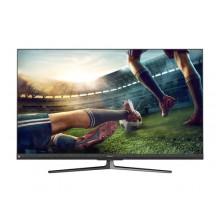 "Televisor Hisense U8QF 55U8QF Televisor 138,7 cm (54.6"") 4K Ultra HD Smart TV Wifi Negro, Metálico"