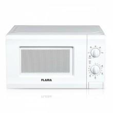Microondas Flama 1817FL/ 700W/ Capacidad 20L/ Blanco