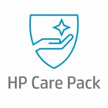 HP Servicio de 2 años in situ al siguiente día laborable y protección contra daños accidentales,