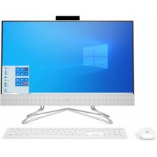 Todo en Uno HP 24-df0074n - i5-10400T - 8 GB - Táctil