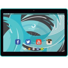 Brigmton BTPC-1019 16GB Negro, Azul tablet