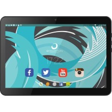 Brigmton BTPC-1021QC3G 16GB 3G Negro tablet