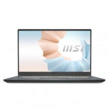 Portátil MSI Modern 15 A11M-045XES - i7-1165G7 - 16 GB RAM - FreeDOS (Sin Windows)