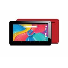 eSTAR Beauty 2 HD Quad Core Red 8GB Negro, Rojo tablet