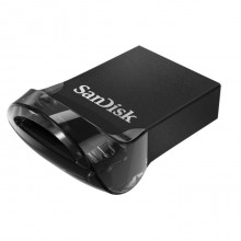 SanDisk Ultra Fit unidad flash USB 32 GB USB tipo A 3.2 Gen 1 (3.1 Gen 1) Negro
