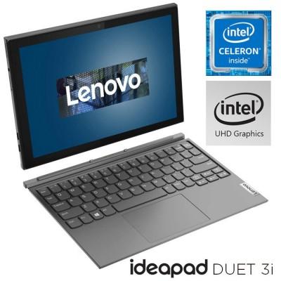 Portátil Lenovo IdeaPad Duet 3 (teclado atachable)