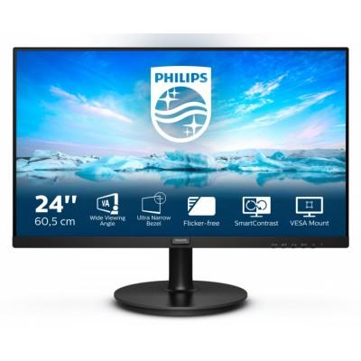 "Monitor Philips V Line LED display 60,5 cm (23.8"")"