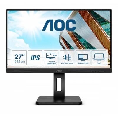 """Monitor AOC Pro-line 27P2Q LED display 68,6 cm (27"""")"""