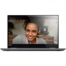"""Lenovo Yoga 720-15IKB 2.8GHz i7-7700HQ 15.6"""" 1920 x 1080Pixeles Pantalla táctil Gris Híbrido"""