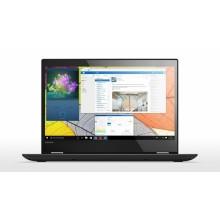 """Lenovo Yoga 520 2.4GHz i3-7100U 14"""" 1920 x 1080Pixeles Pantalla táctil Negro Híbrido"""