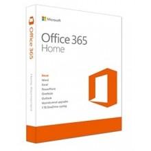 Microsoft Office 365 Home Completo 6 licencia(s) 1 año(s) Español