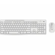Logitech MK295 Silent Wireless Combo teclado RF inalámbrico QWERTY Español Blanco