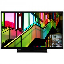 "Televisor Toshiba 32W3163DG (32"") HD Smart TV Wifi Negro"