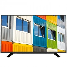 "Televisor Toshiba 24WL3C63DG (24"") HD Smart TV Wifi Negro"
