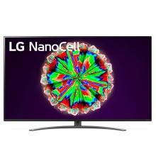 """Televisor LG NanoCell NANO81 49NANO816NA (49"""") 4K Ultra HD Smart TV Wifi Negro"""