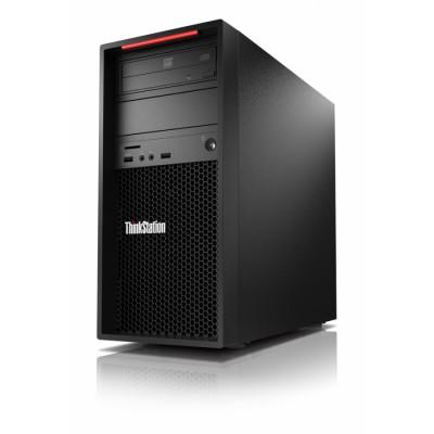 PC Sobremesa Lenovo ThinkStation P520c Xeon W-2125 - 16 GB RAM - Sin gráfica