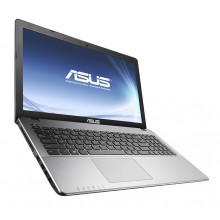 "ASUS R510VX-DM527T 2.6GHz i5-7300U 15.6"" 1920 x 1080Pixeles Gris, Acero inoxidable Portátil ordenador portatil"