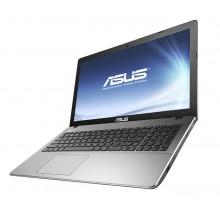 """ASUS R510VX-DM579 2.8GHz i7-7700HQ 15.6"""" 1920 x 1080Pixeles Gris, Acero inoxidable Portátil ordenador portatil"""