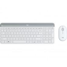 Combo teclado con raton Logitech MK470 Slim