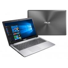 """ASUS R510VX-DM528T 2.8GHz i7-7700HQ 15.6"""" 1920 x 1080Pixeles Gris Portátil"""