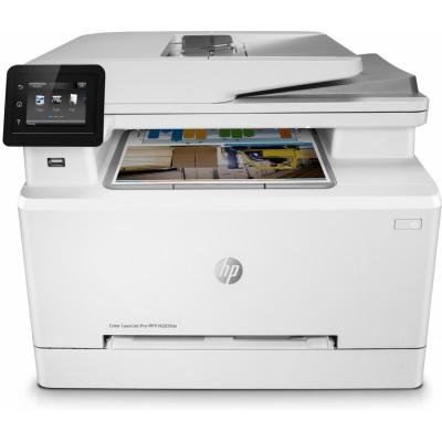 Impresora MultiFunción HP Color LaserJet Pro M283fdn