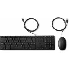 Teclado y ratón con cables Desktop 320MK