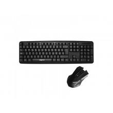 Approx appKBECOKIT teclado USB QWERTY Negro