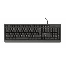 Trust Primo teclado USB QWERTY Español Negro
