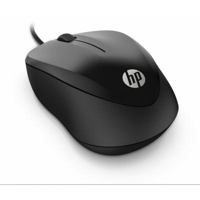 HP 4QM14AA ratón Ambidextro USB tipo A 1200 DPI