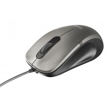 Trust 20404 ratón Ambidextro USB tipo A Óptico 1000 DPI