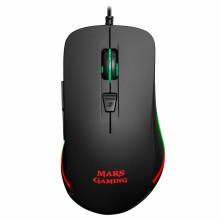 Mars Gaming MM118 ratón mano derecha USB tipo A Óptico 9800 DPI