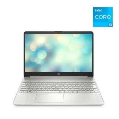 Portátil HP Laptop 15s-fq2085ns   Intel i3-1115G4   8GB RAM   FreeDOS