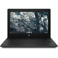 "HP Chromebook 11MK G9 29,5 cm (11.6"") HD MediaTek 4 GB LPDDR4x-SDRAM 32 GB eMMC Wi-Fi 5 (802.11ac) Chrome OS Negro"