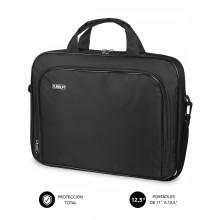 """Maletín Ordenador Oxford Laptop Bag 11-12,5"""" Black"""