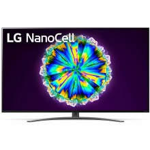 "TV LG NanoCell 49NANO866NA Televisor 124,5 cm (49"") 4K Ultra HD Smart TV Wifi Gris, Plata"