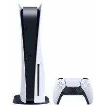 Sony PlayStation 5 825 GB Wifi Negro, Blanco