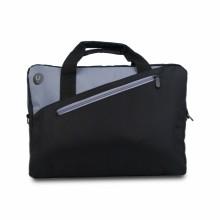 "NGS Monray maletines para portátil 35,6 cm (14"") Maletín Negro, Gris"