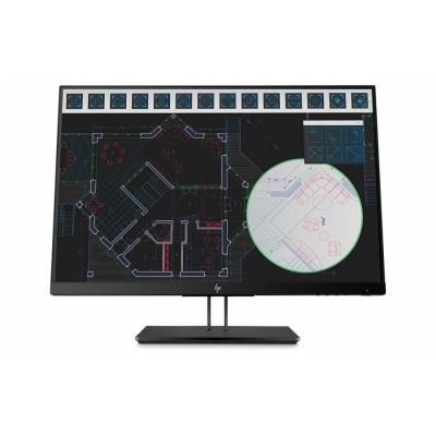 """HP Z24i G2 24"""" Full HD IPS Negro pantalla para PC"""