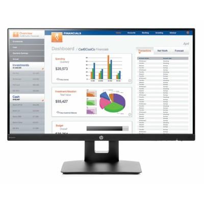 """HP VH240a 23.8"""" Full HD IPS Negro pantalla para PC"""