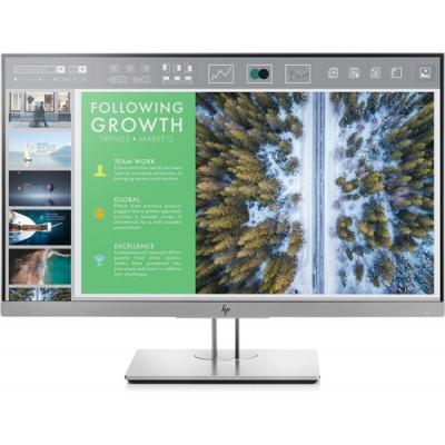 "HP EliteDisplay E243 23.8"" Full HD IPS Negro, Plata pantalla para PC"