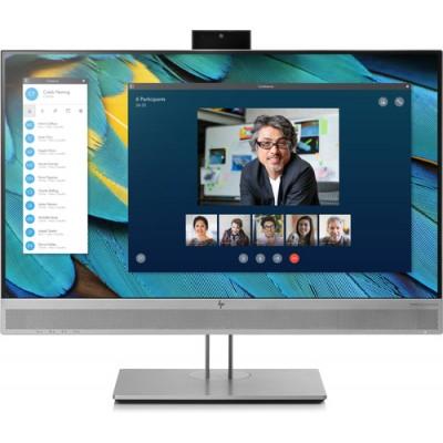 "HP EliteDisplay E243m 23.8"" Full HD IPS Negro, Plata pantalla para PC"