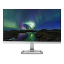 """HP 24es 23.8"""" Full HD IPS Negro, Plata pantalla para PC"""