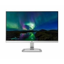 """HP 24er 23.8"""" Full HD IPS Plata, Color blanco pantalla para PC"""
