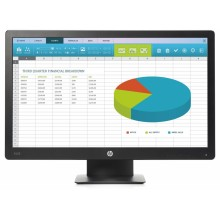 """HP ProDisplay P203 20"""" HD+ TN Negro pantalla para PC"""
