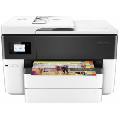 HP OfficeJet Pro Pro 7740 Wide Format AiO 4800 x 1200DPI Inyección de tinta térmica A3 22ppm Wifi