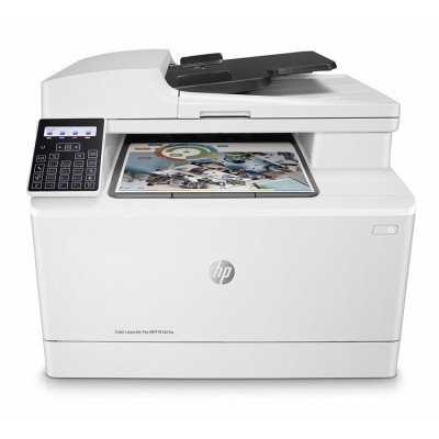 HP Color LaserJet Pro Impresora multifunción LaserJet Pro M181fw a color